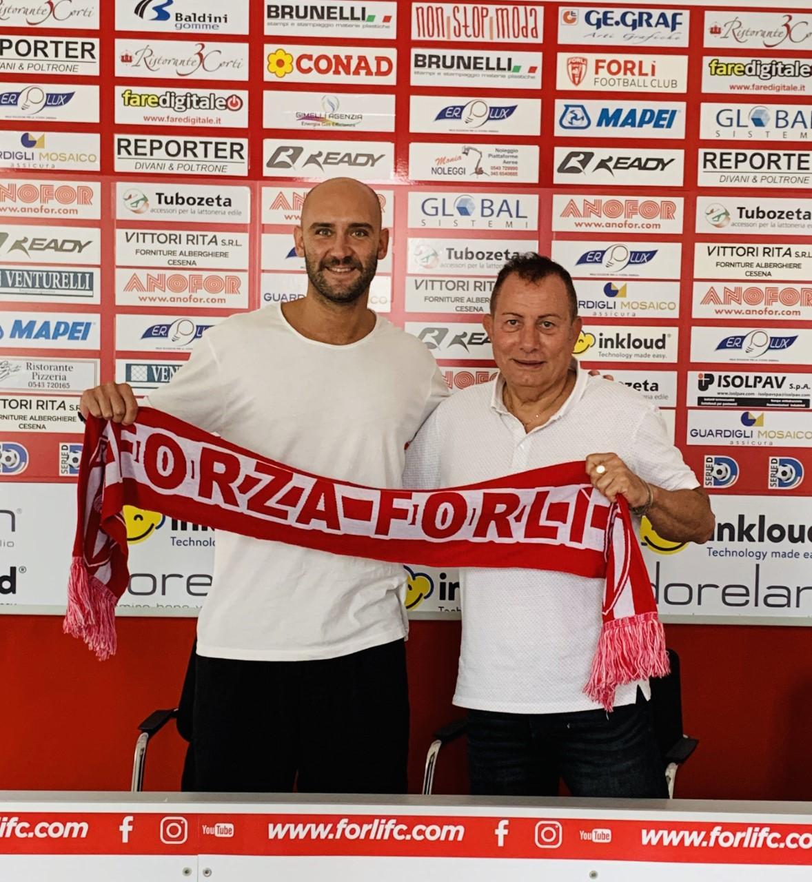 Nicola-Ferrari Forlì Calcio