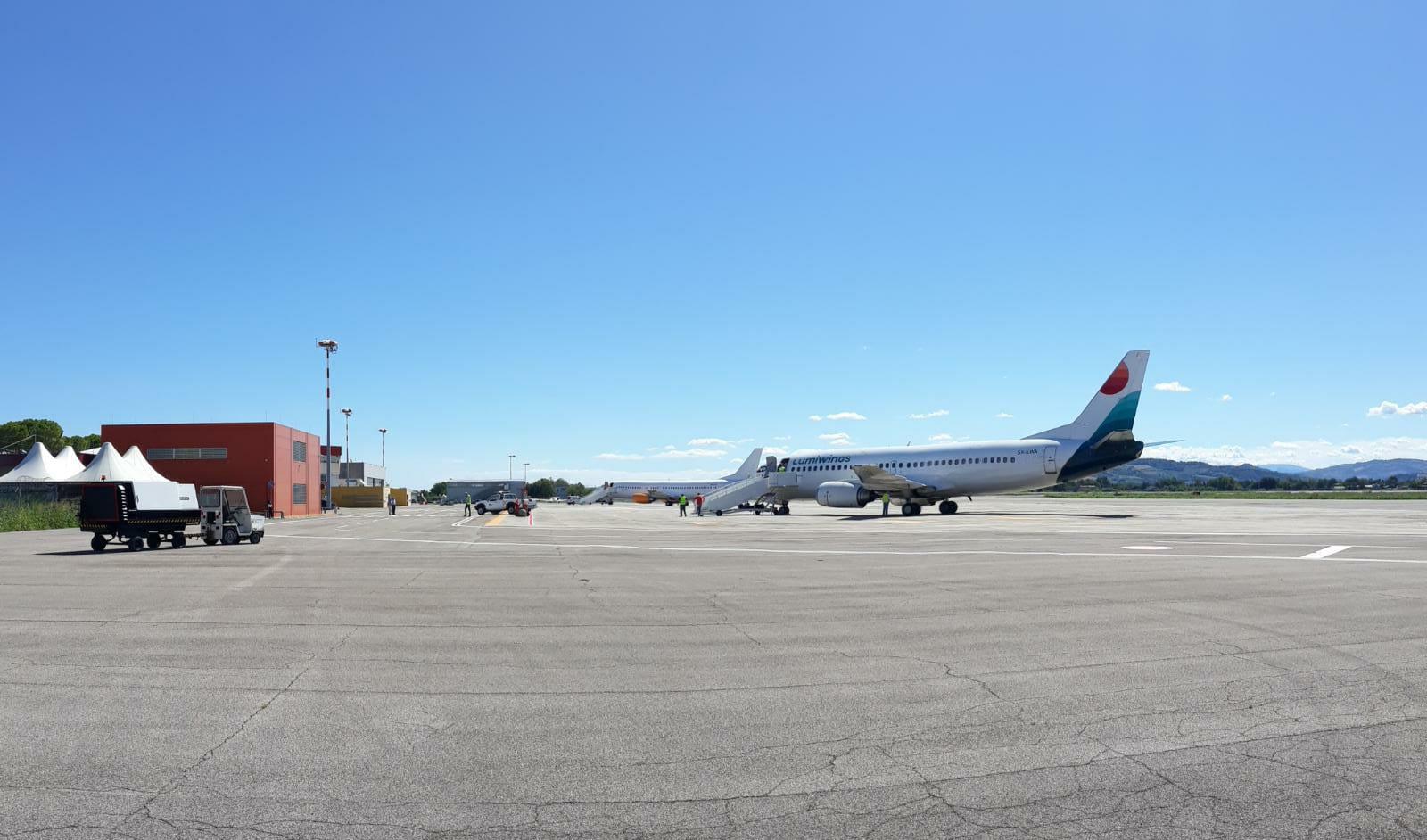 Lumiwings-Aeroporto-Forlì
