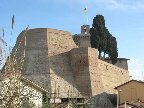Castello di Meldola