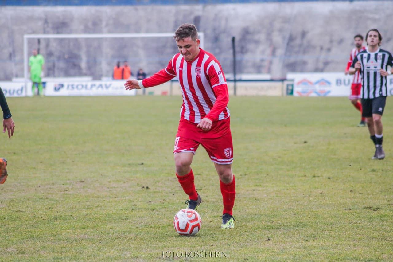 Forlì-Calcio- Fabio Corigliano