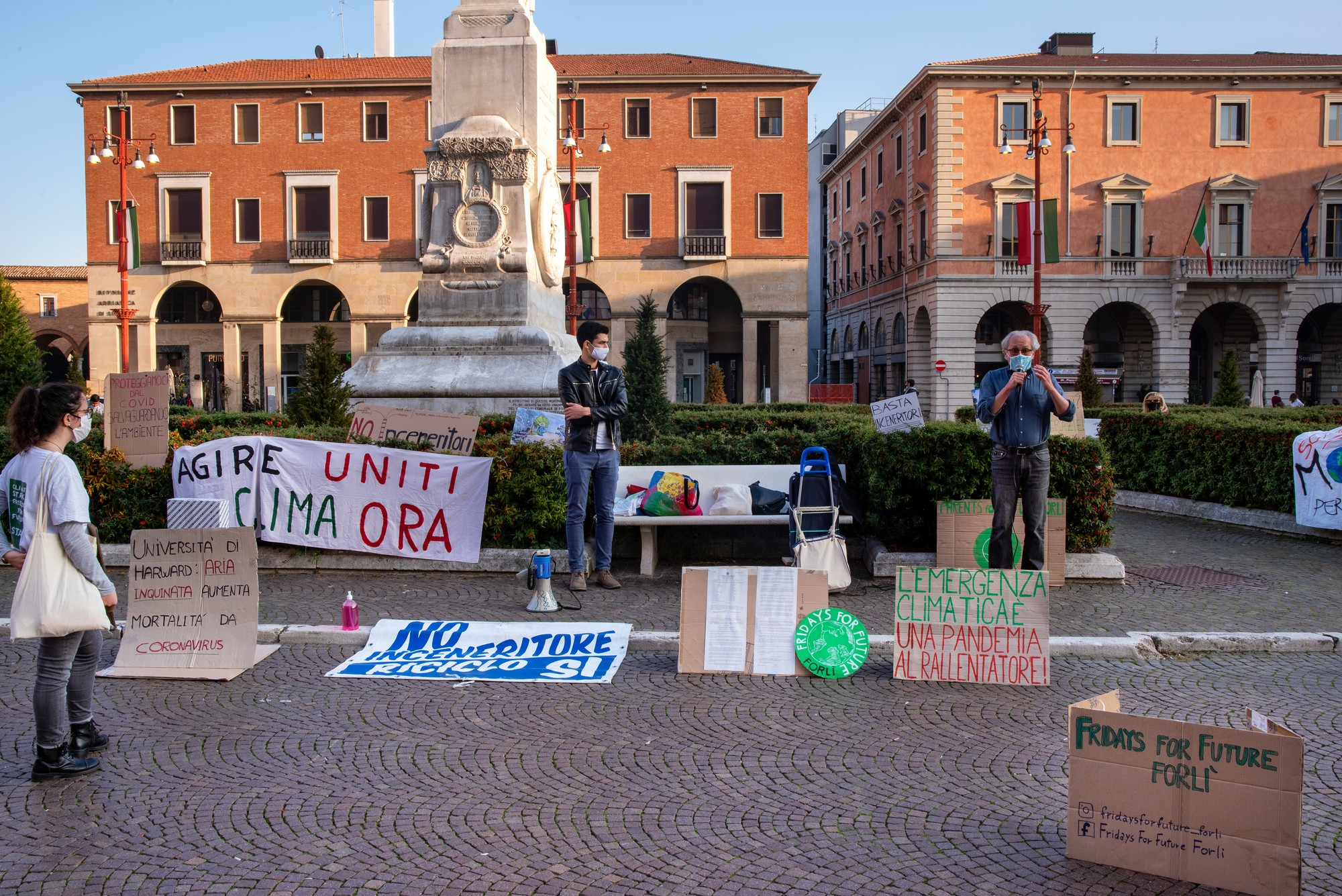No-incenritore-Forlì