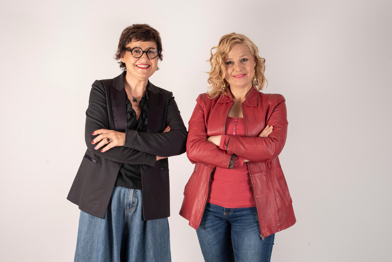 Teatro-dei-Piedi Veronica Gonzalez e Cristina Minotti