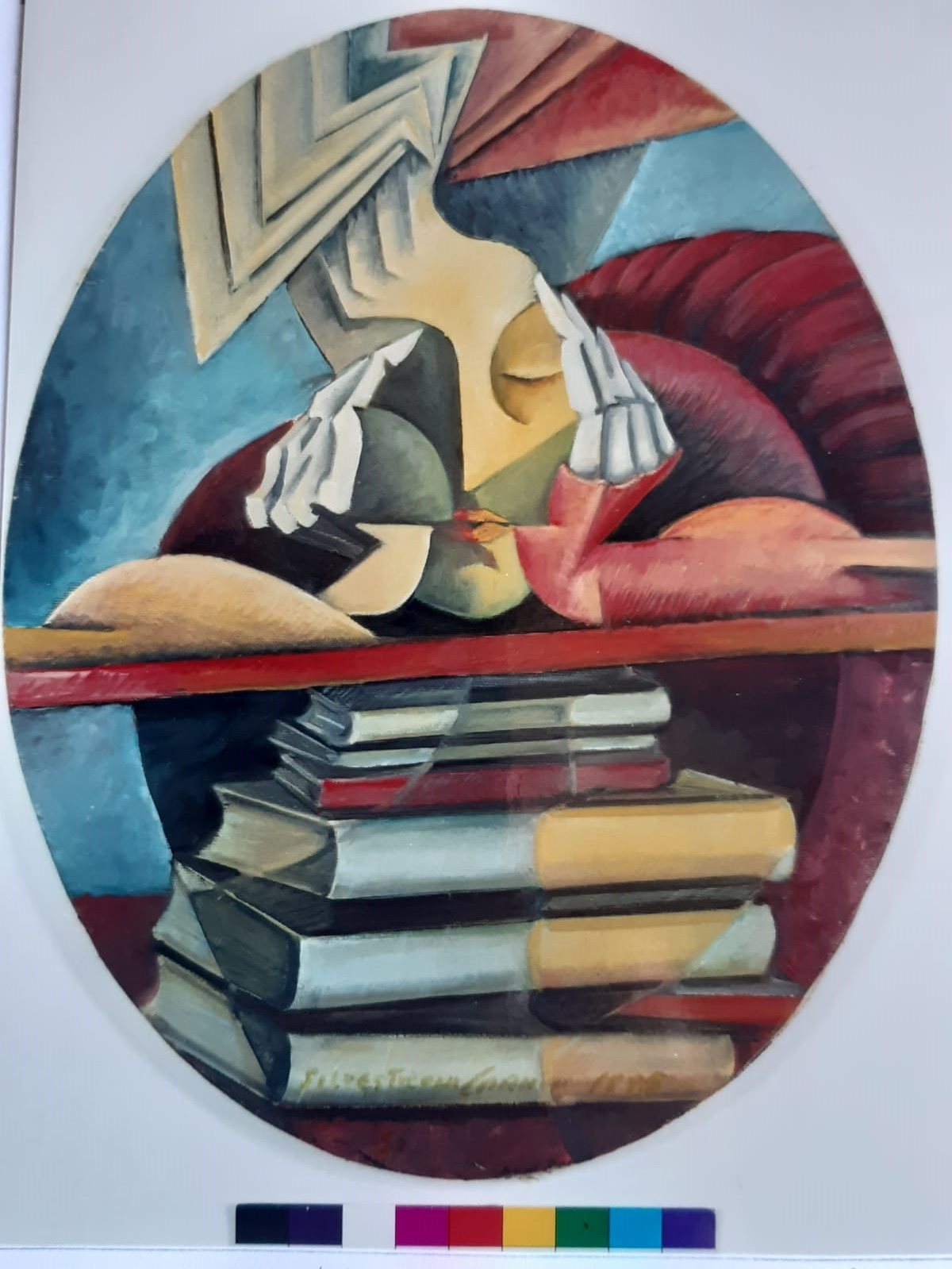 Opera di Carmen Silvestroni