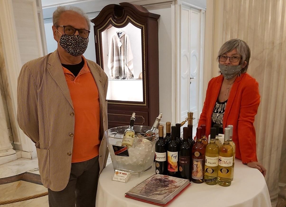 Massimo-Masotti-e-Liana-Landini-di-Fattoria-Ca-Rossa