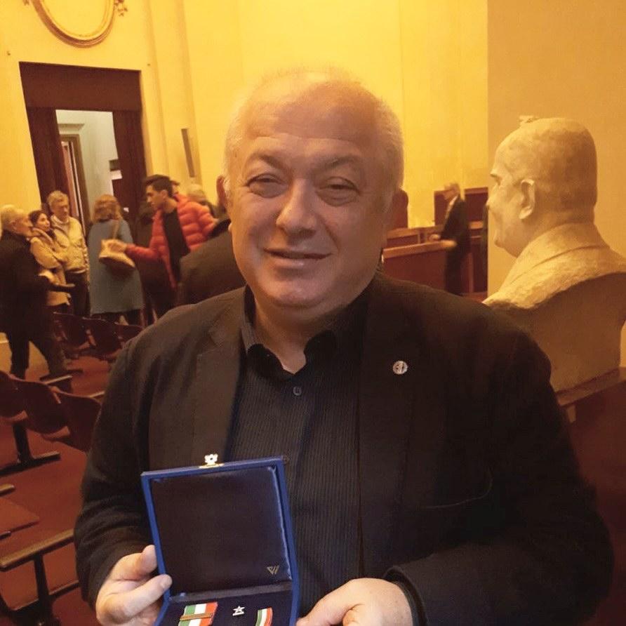 Giovanni Bombacci presidente Softball Forlì