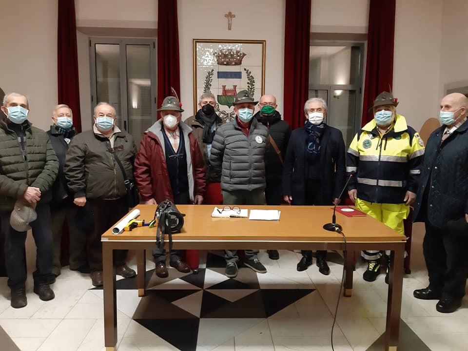donazione-Alpini-Modigliana