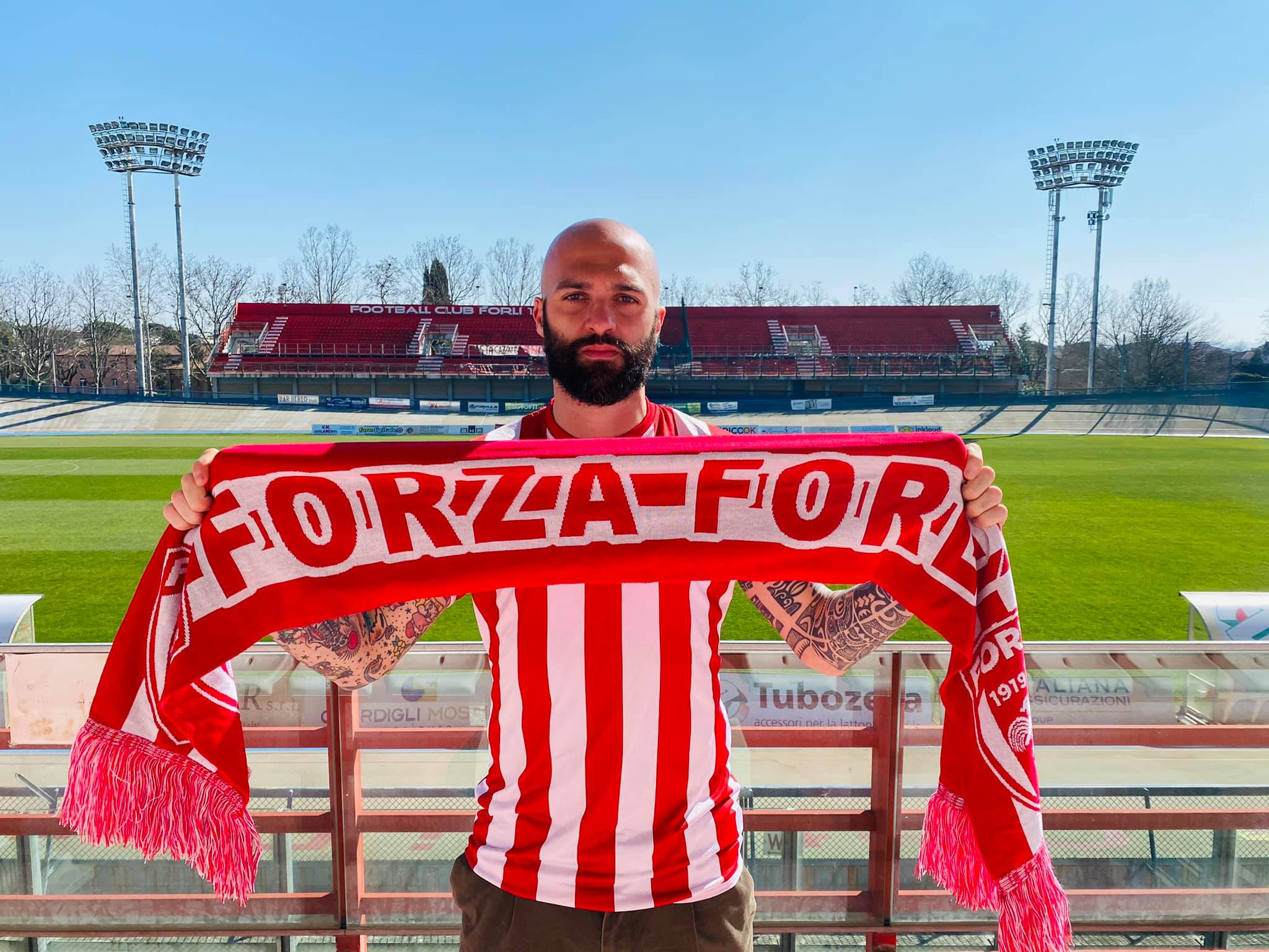 Manuel Pera Forlì Calcio