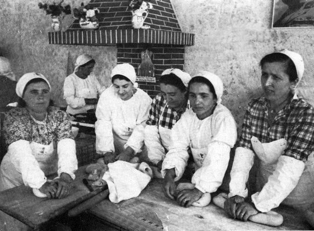 Le azdore le padrone della cucina in Romagna
