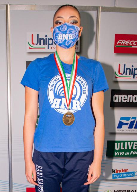 Gaia Gardelli Rari Nantes Romagna