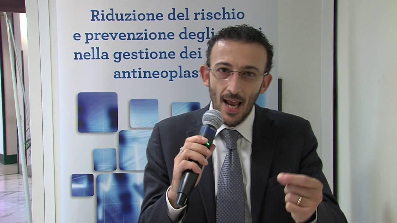 Mattia Altini direttore sanitario Ausl Romagna