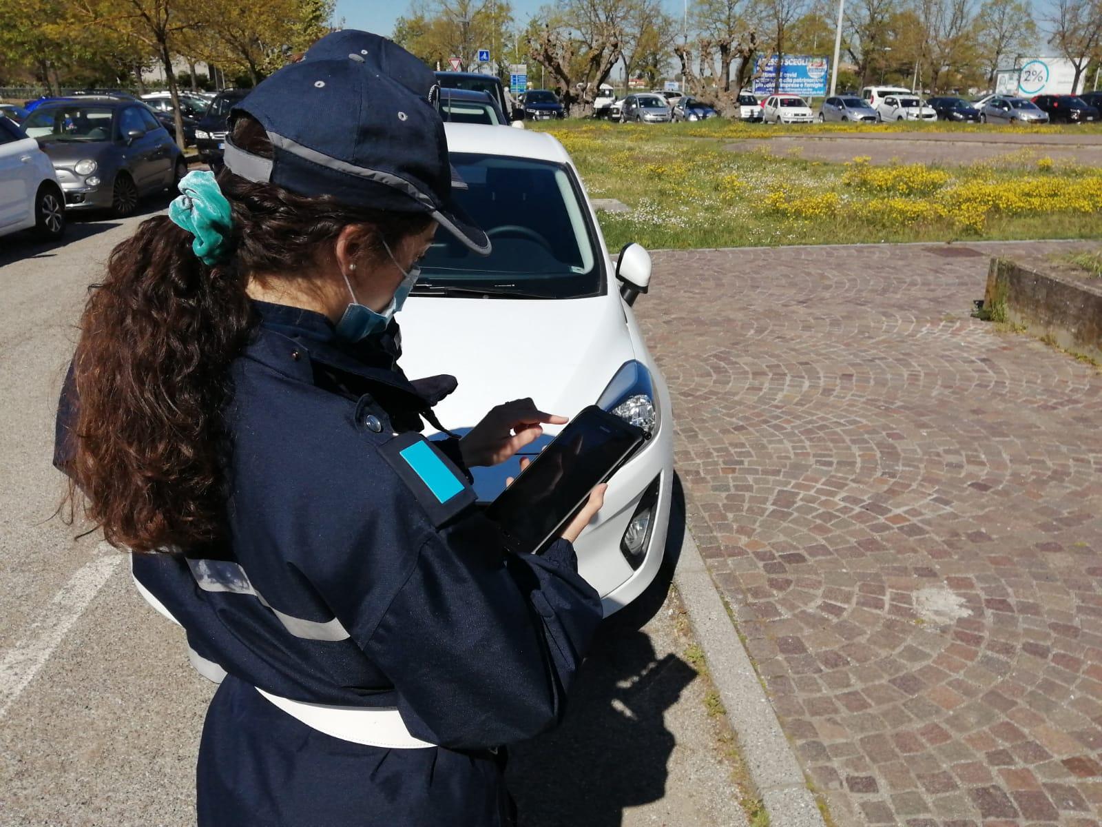 tablet e polizia locale