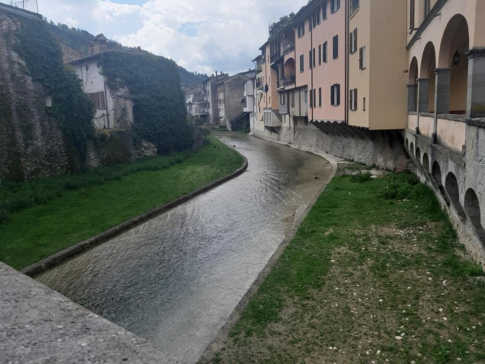 Modigliana riqualificazione lungo fiume