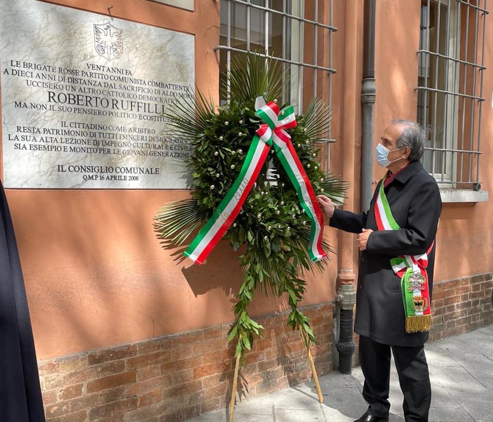 Commemorazione Roberto Ruffilli