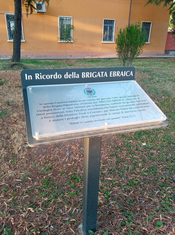 brigata Ebraica Forlì
