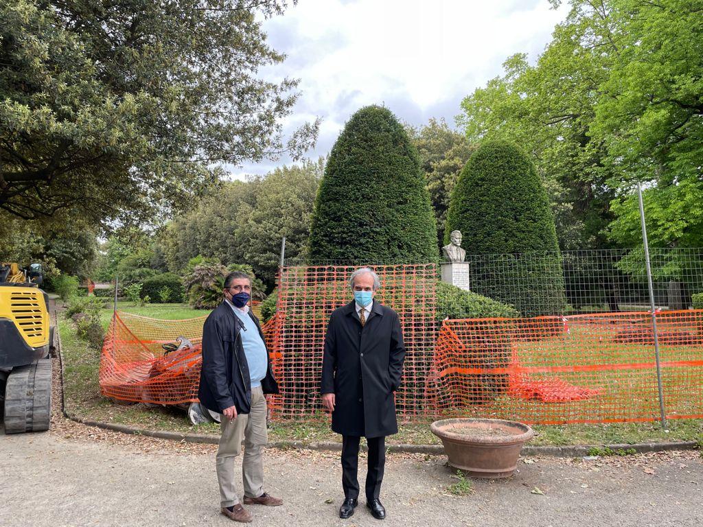 lavori-di-restauro-Parco-della-resistenza