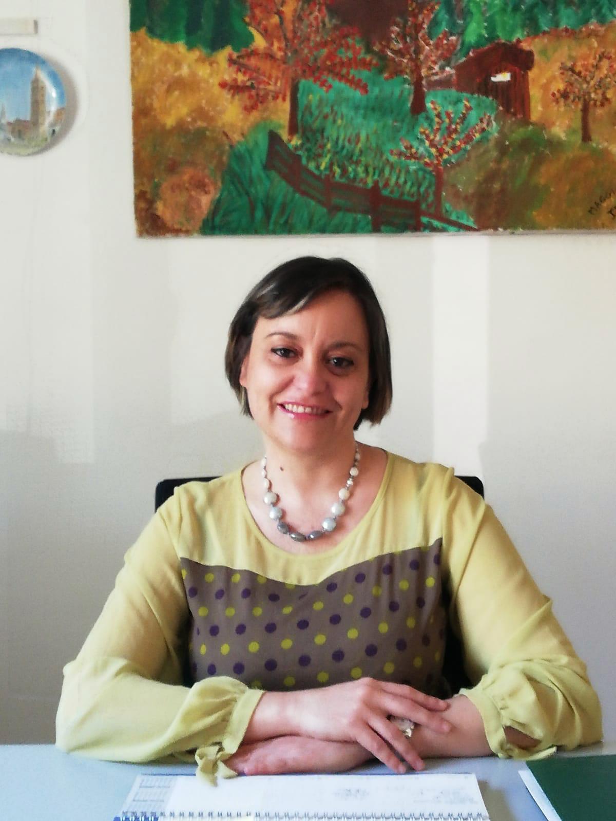 Maria Teresa Luongo dirigente scolastico
