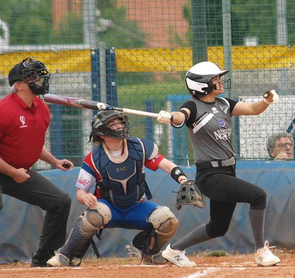 laura vigna softball Forlì