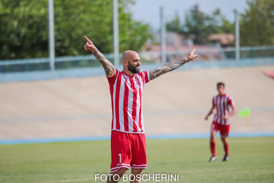 Forlì Calcio Manuel Pera