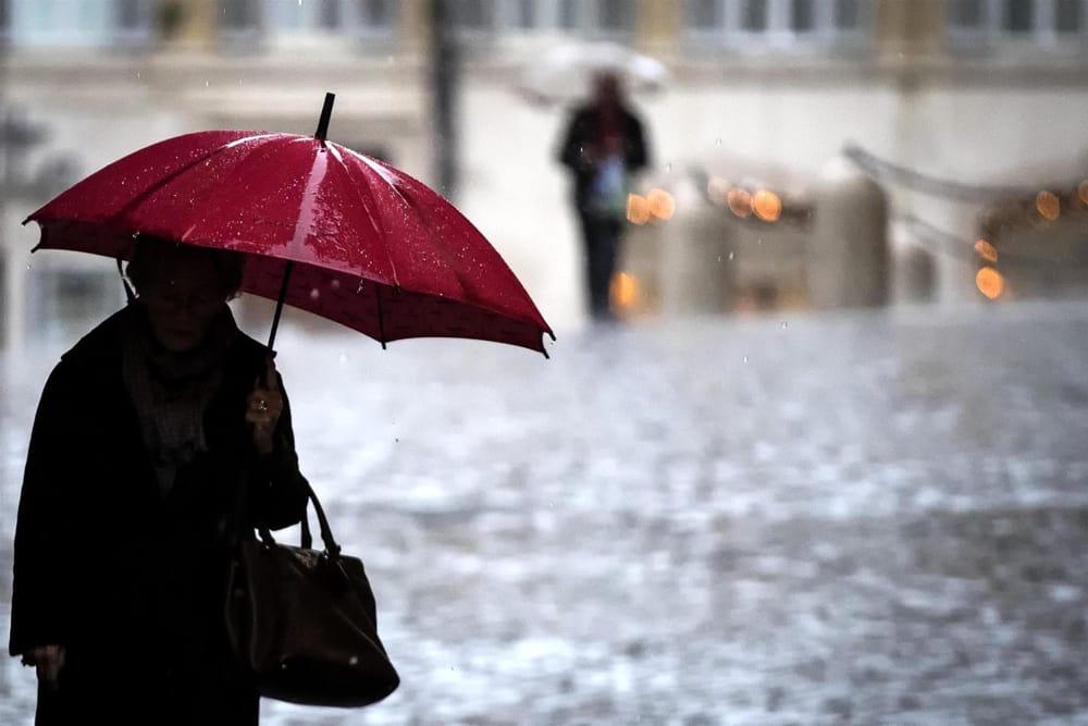 preallarme pioggia