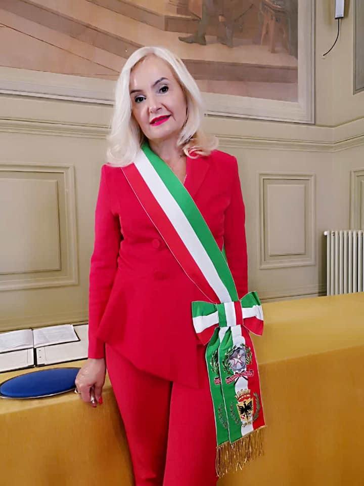 Marinella Portolani fratelli d'Italia