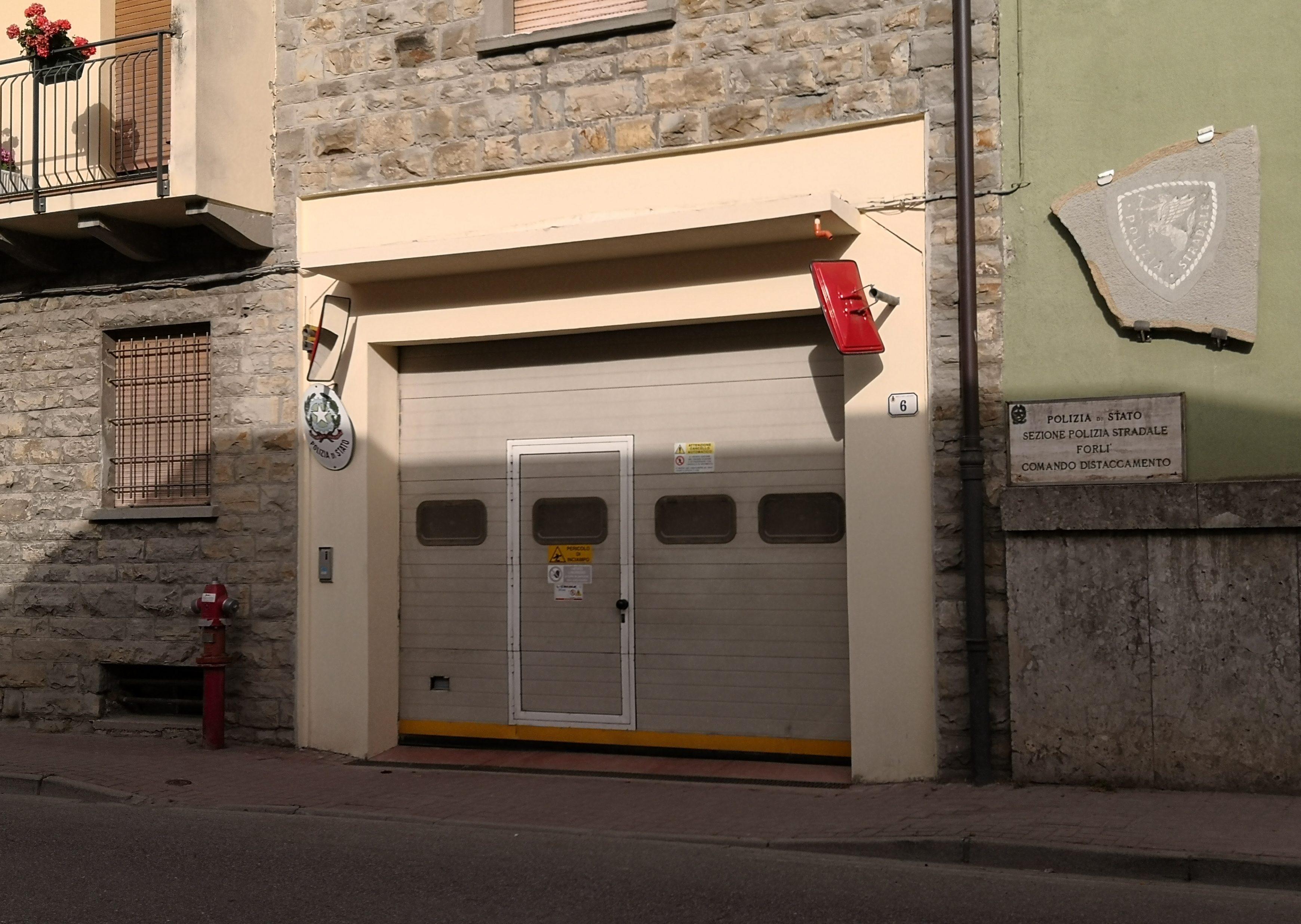 Distaccamento Polizia Stradale di Rocca San Casciano