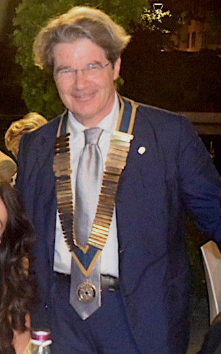 Pierluigi Ranieri presidente Rotary Club Forlì