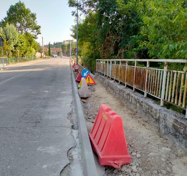 Lavori-stradali-a-Castrocaro