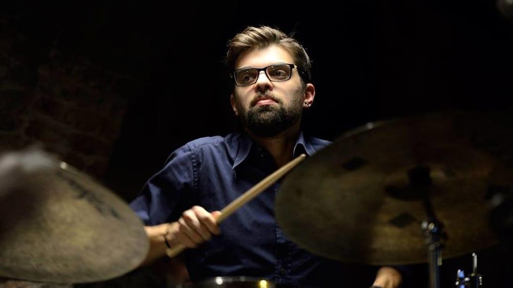 Marco Frattini batterista