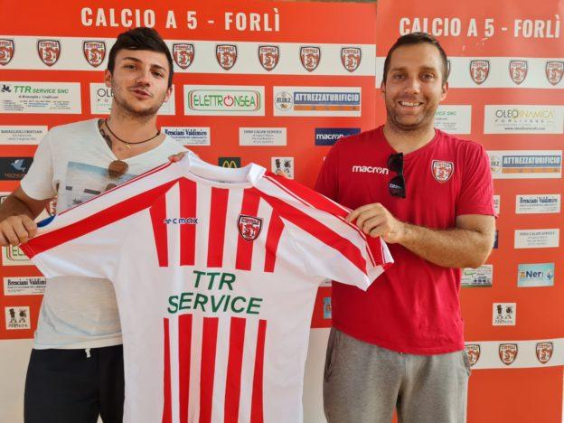 Manuel Salvatore Forli Calcio a 5