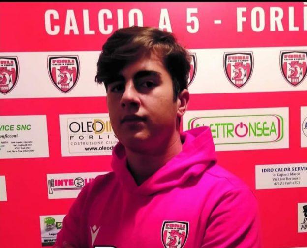 Simone Bruno Forlì Calcio a 5