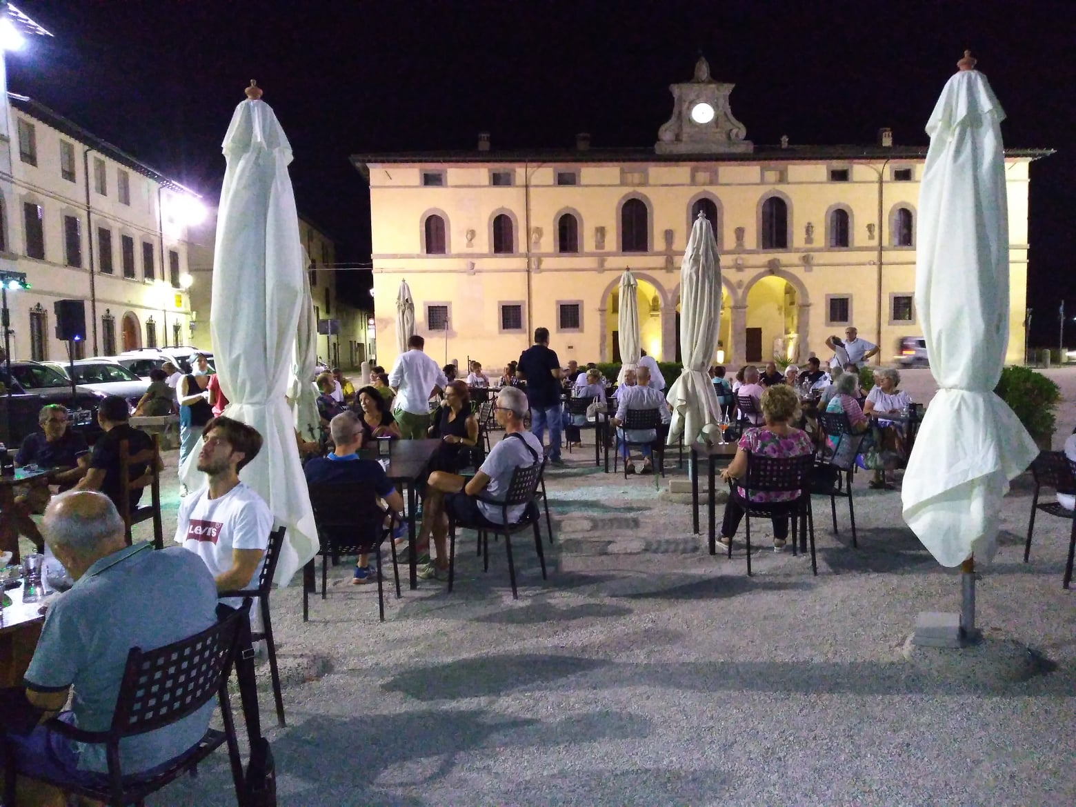 Palazzo Pretorio Terra Del
