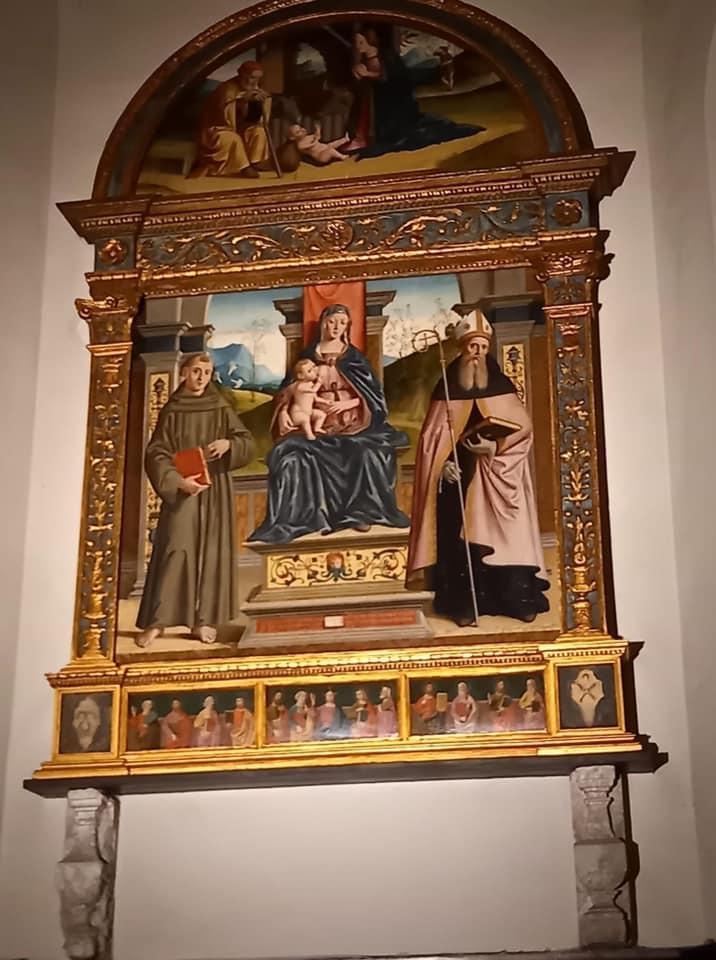reliquia Sant'Antonio di Padova