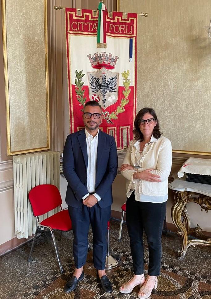 Daniele Mezzacapo e Rosaria Tassinari