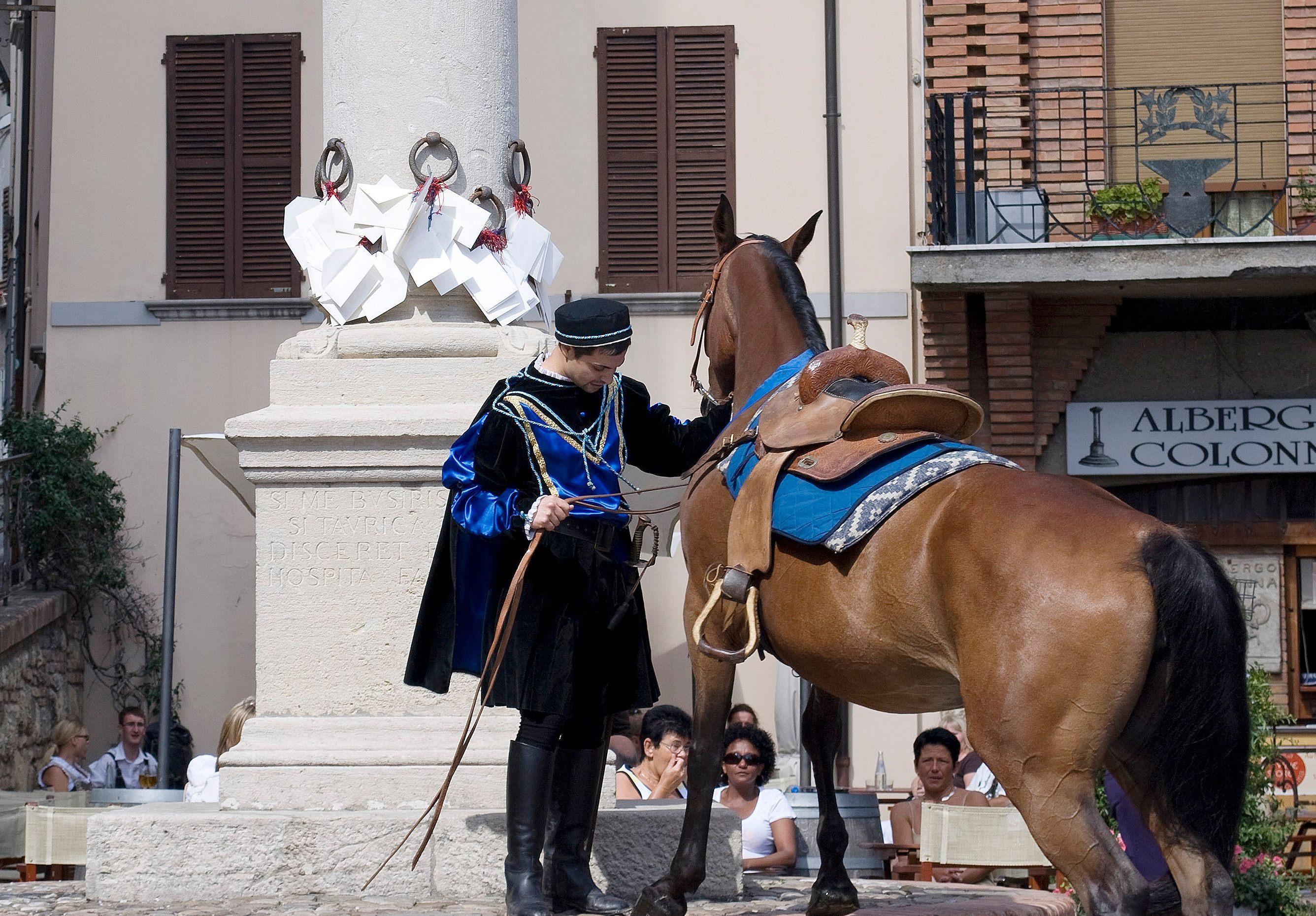 Festa dell'ospitalità a Bertinoro