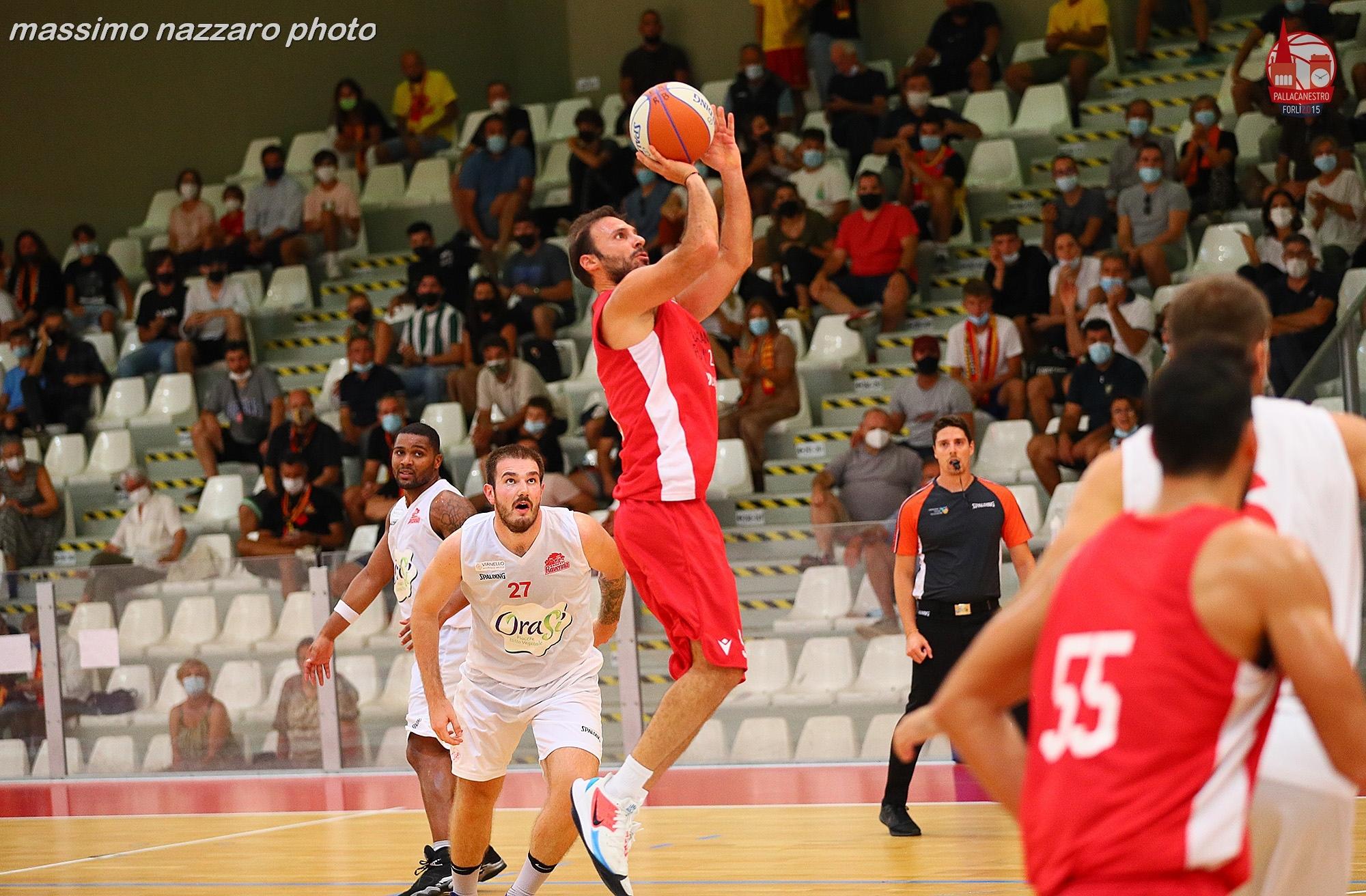 Basket-Ravenna-Unieuro-Forli