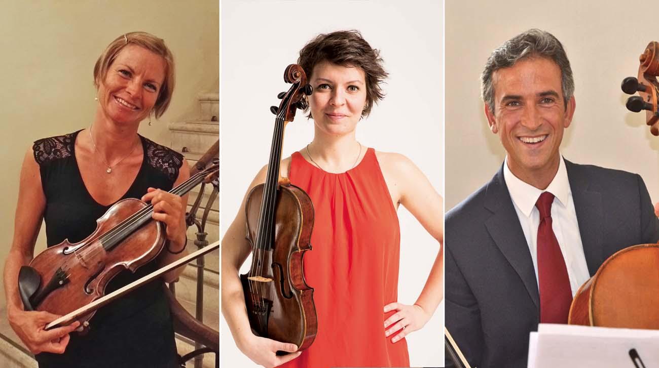 Solisti dell'Orchestra Filarmonica Italiana