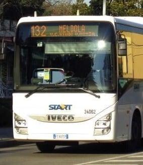 Autobus-Meldola