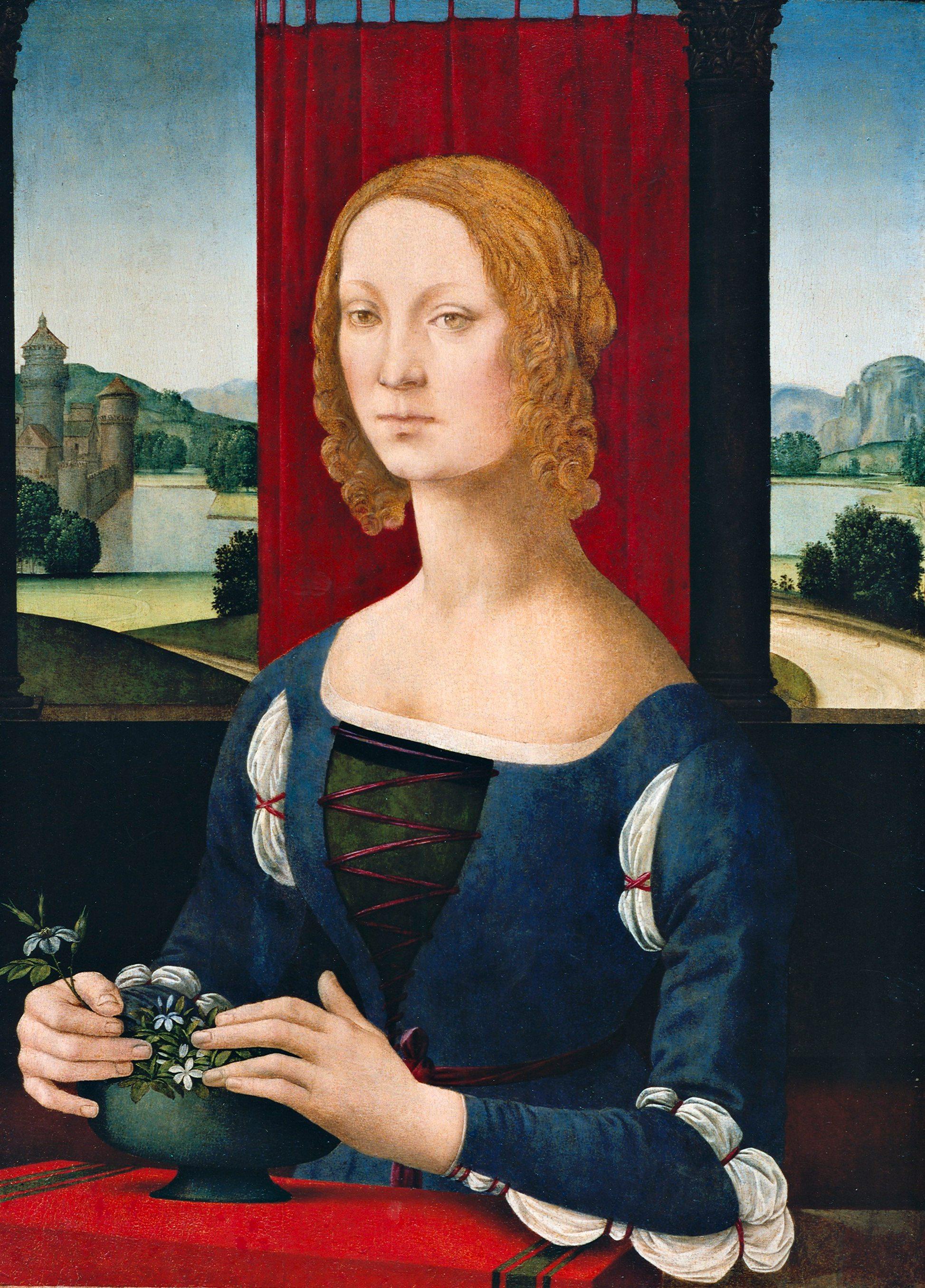Lorenzo-di-Credi-Ritratto-di-giovane-donna