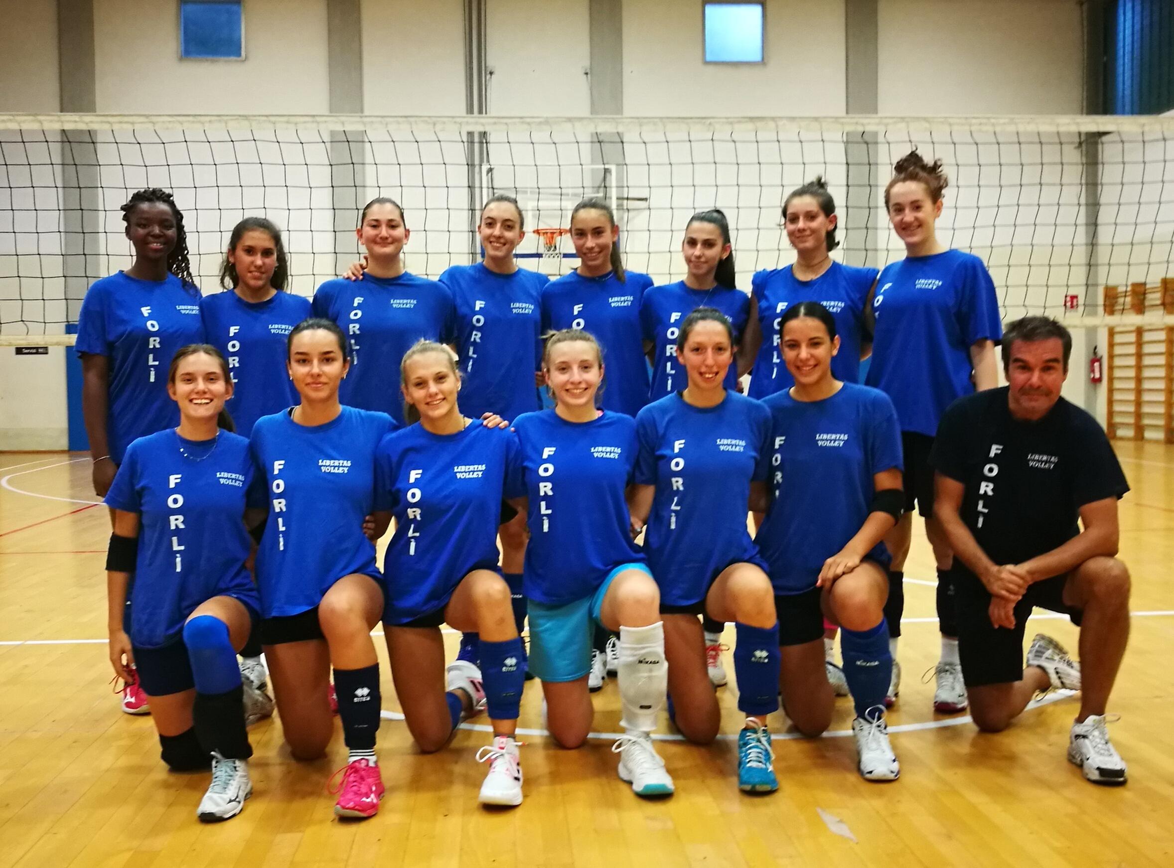 Claus Libertas Volley Forlì