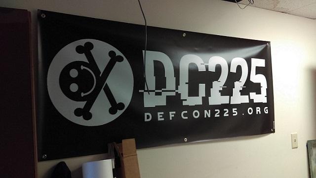 DC225 - DEF CON 225 - DEFCON225