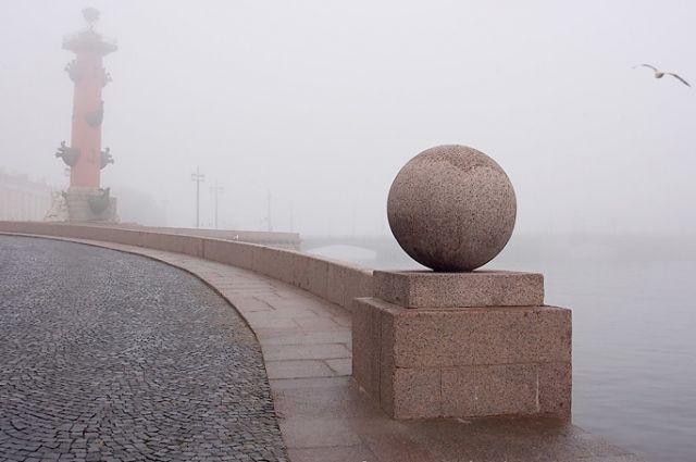 Суббота в Петербурге будет облачной, но почти без осадков