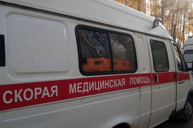 В Петербурге 7-летняя девочка попала в больницу после падения с пандуса