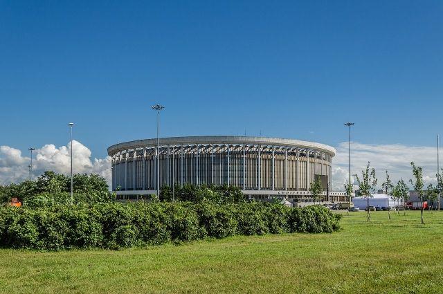 Арену на месте СКК «Петербургский» разрешили строить высотой до 60 метров