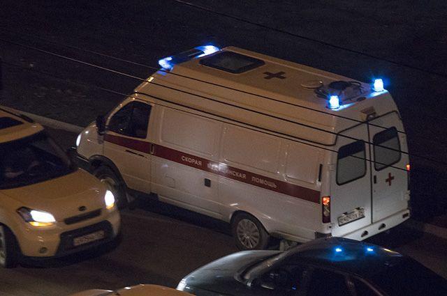 Водитель Lexus сбил пенсионера за полтора часа до Нового года