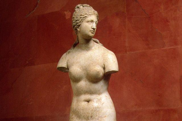 Эрмитаж получил жалобу на обнажённые скульптуры