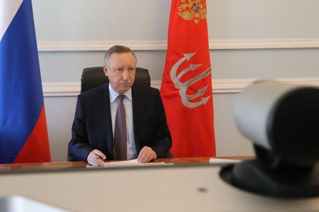 Беглов: ситуация с коронавирусом в Петербурге стабилизировалась