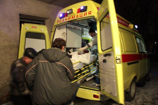 В ДТП на перекрестке Большевиков и Тельмана пострадал человек