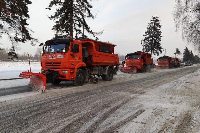 Ночью 18 февраля в Ленобласти может похолодать до -35 градусов
