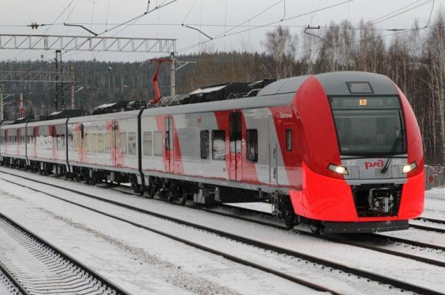 Первая «Ласточка» отправилась в рейс по маршруту Петербург — Тихвин