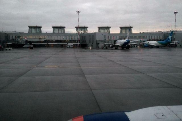Вывозной рейс из Кишинёва прибыл в Пулково